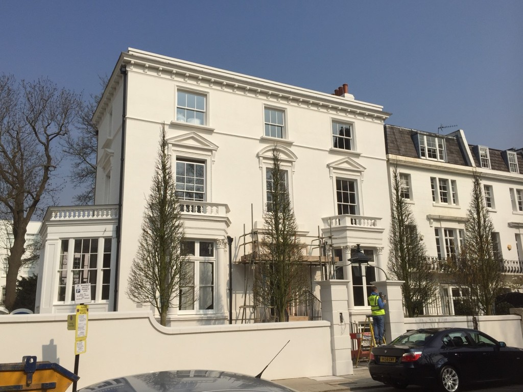 Residential Project - South London Thin Glazing